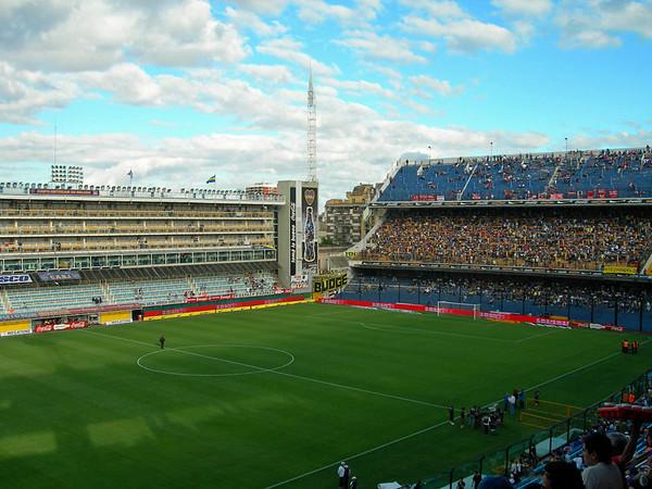 Buenos Aires Boca Junioirs