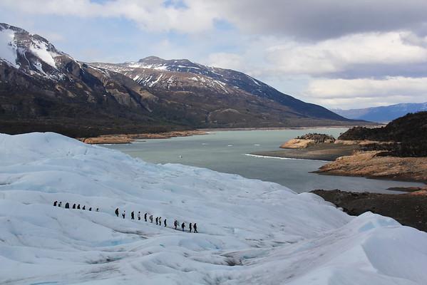 Dagexcursie Ice-hike op Viedma Gletsjer