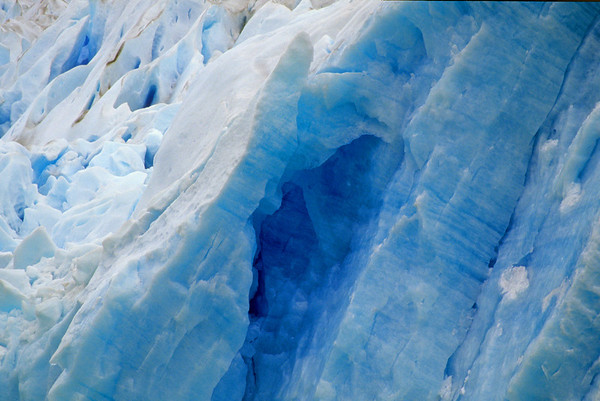 Upsala Gletsjer en Spegazzini Gletsjer