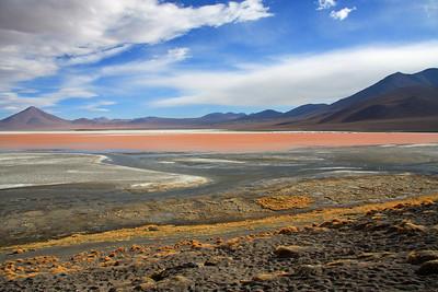 San Pedro naar Uyuni (Bolivia) jeeptocht