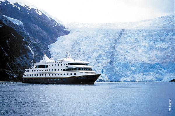 Australis Cruise Impressie