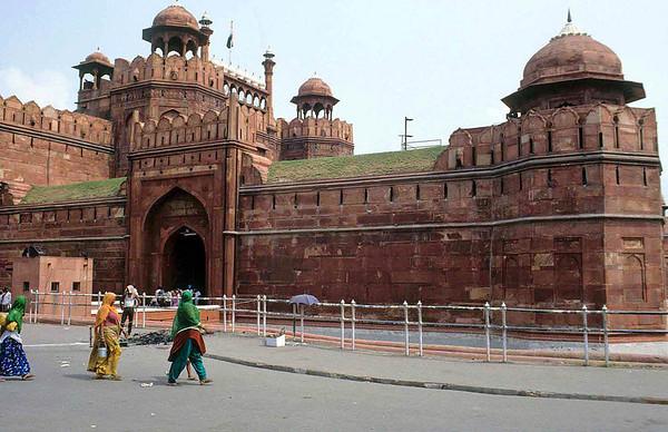 Delhi Impressie