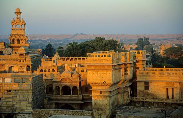 Jaisalmer Impressie