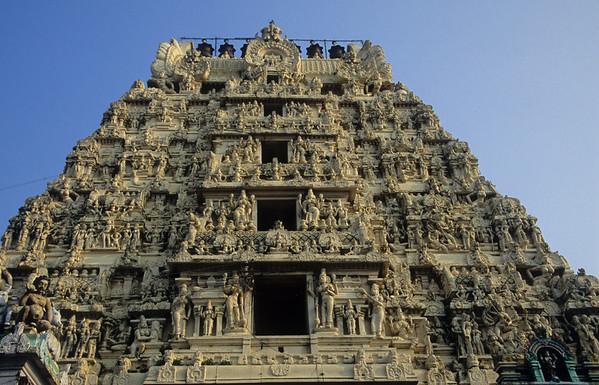 Kanchipuram Impressie