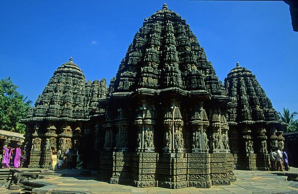 Mysore tempels