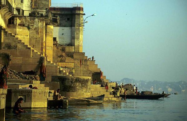 Varanasi Impressie