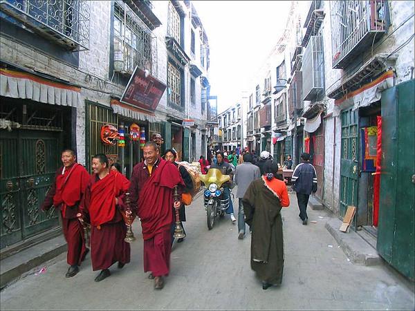 Lhasa De Bakhor