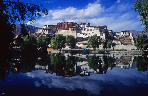 Lhasa Impressie