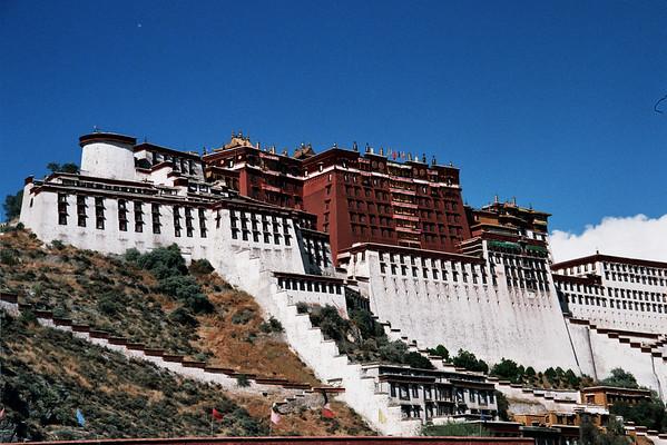 Lhasa Potala