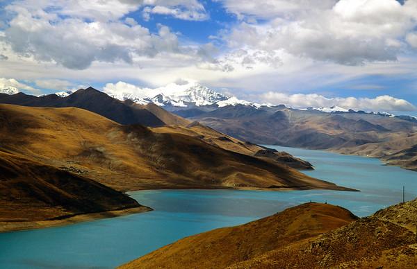 Van Lhasa naar Gyantse