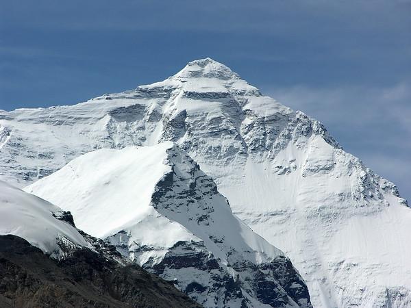 Rongbuk / Mnt Everest