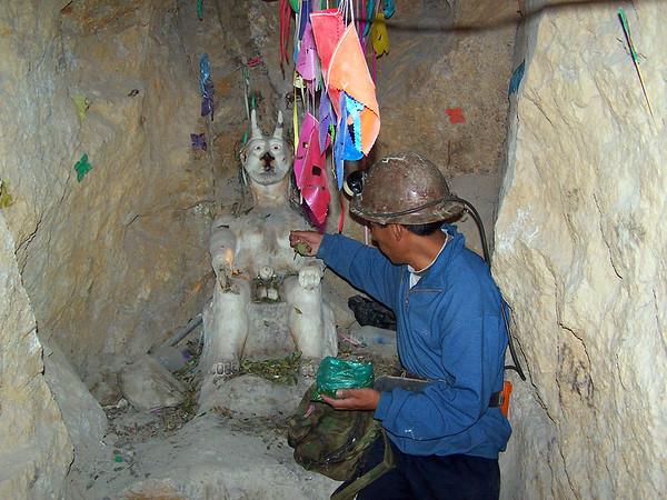 De mijnen van Potosi