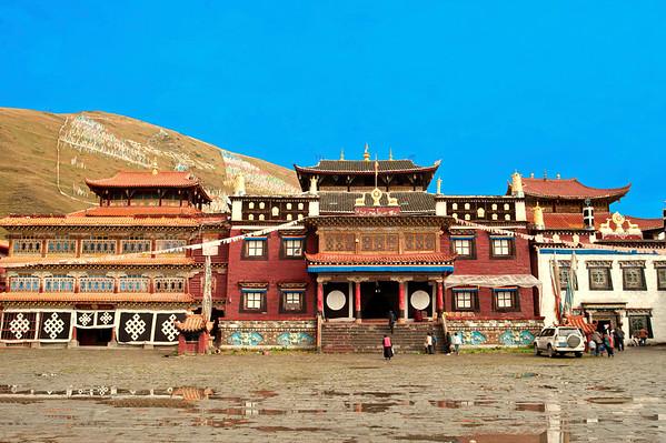 Ontdek het andere Tibet